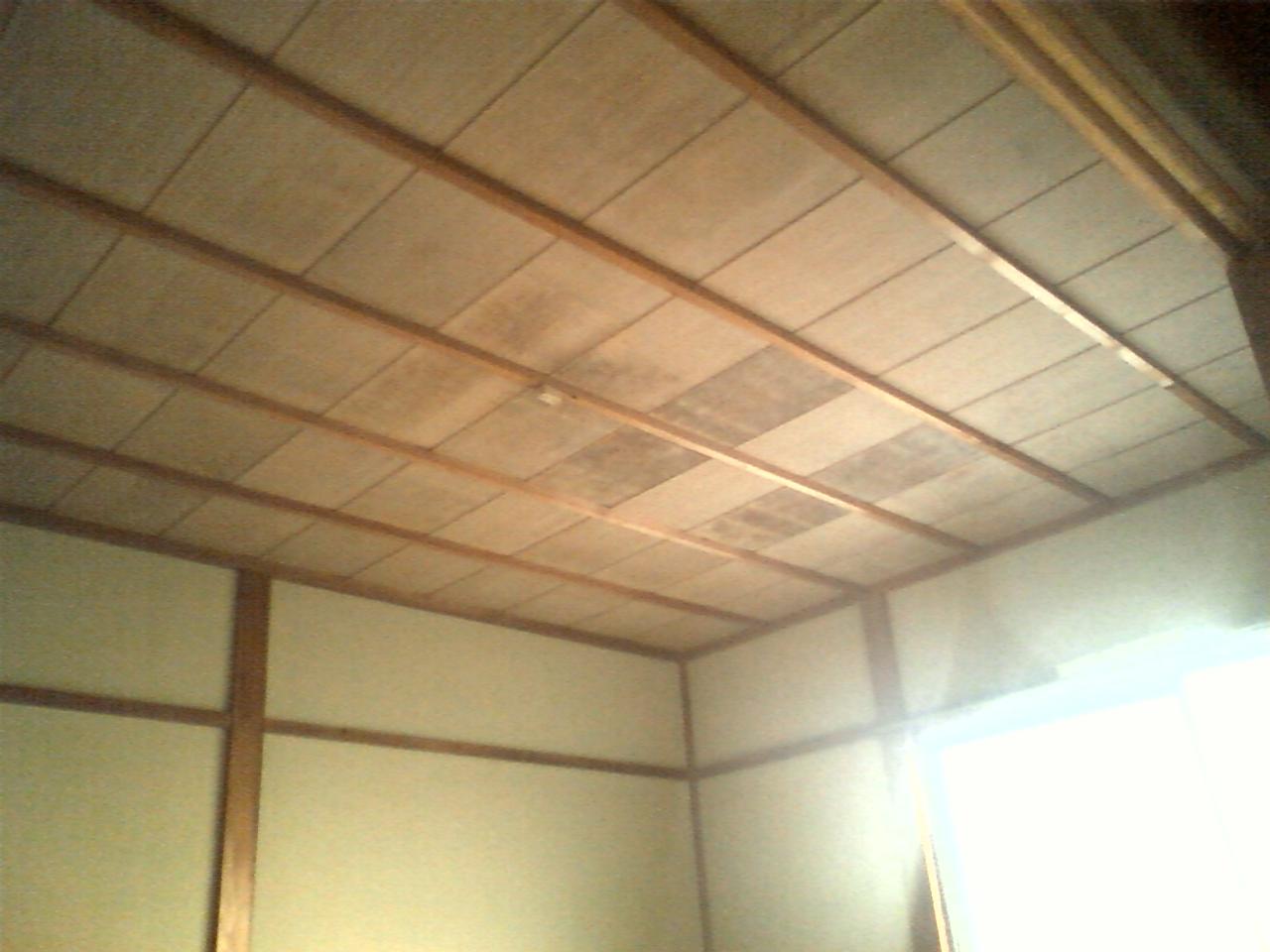 桃山 和室天井リフォーム リフォーム 京都 伏見 右京周辺でお住まい